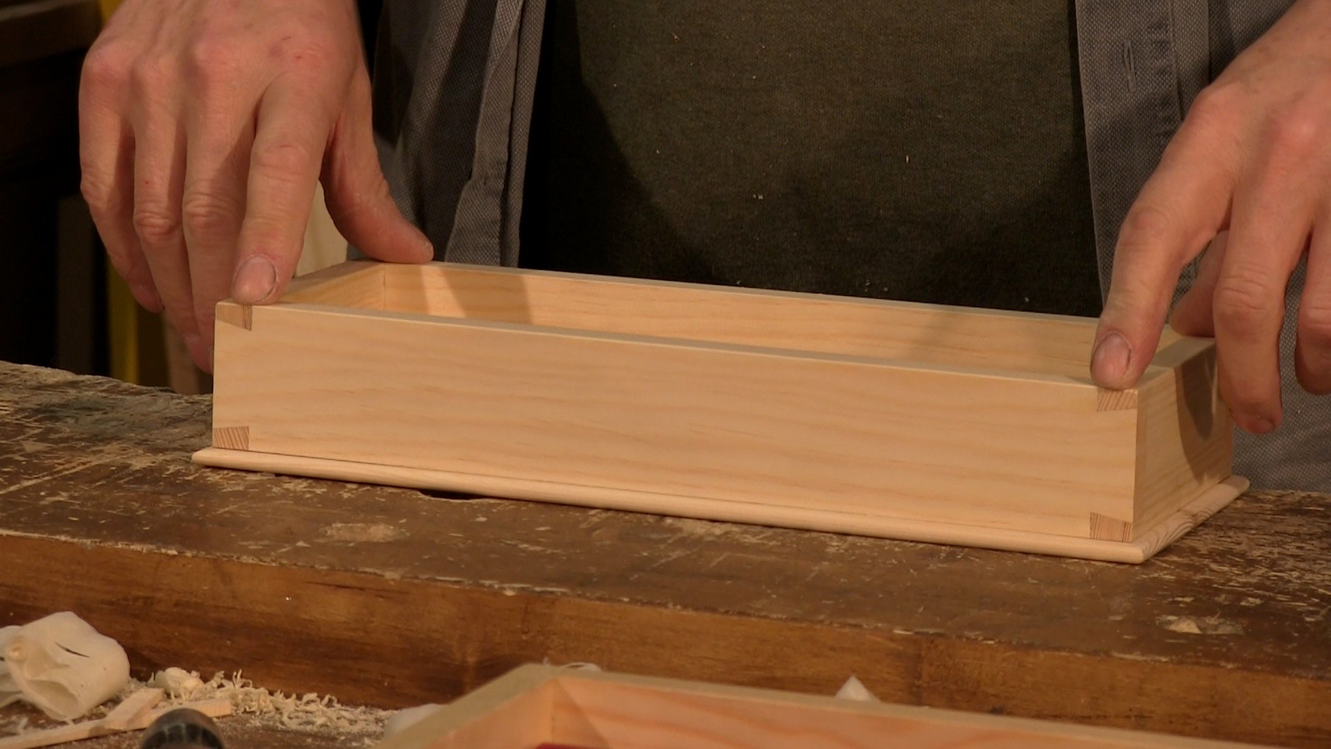 Dovetail Boxes Episode 3 Woodworking Masterclasses