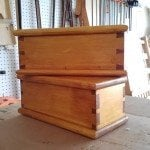 Dovetail Box by harshdoug