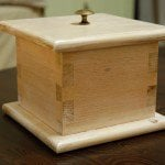 Dovetail box by Emilio Remogna
