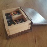 Dovetail Box by Johan Basson