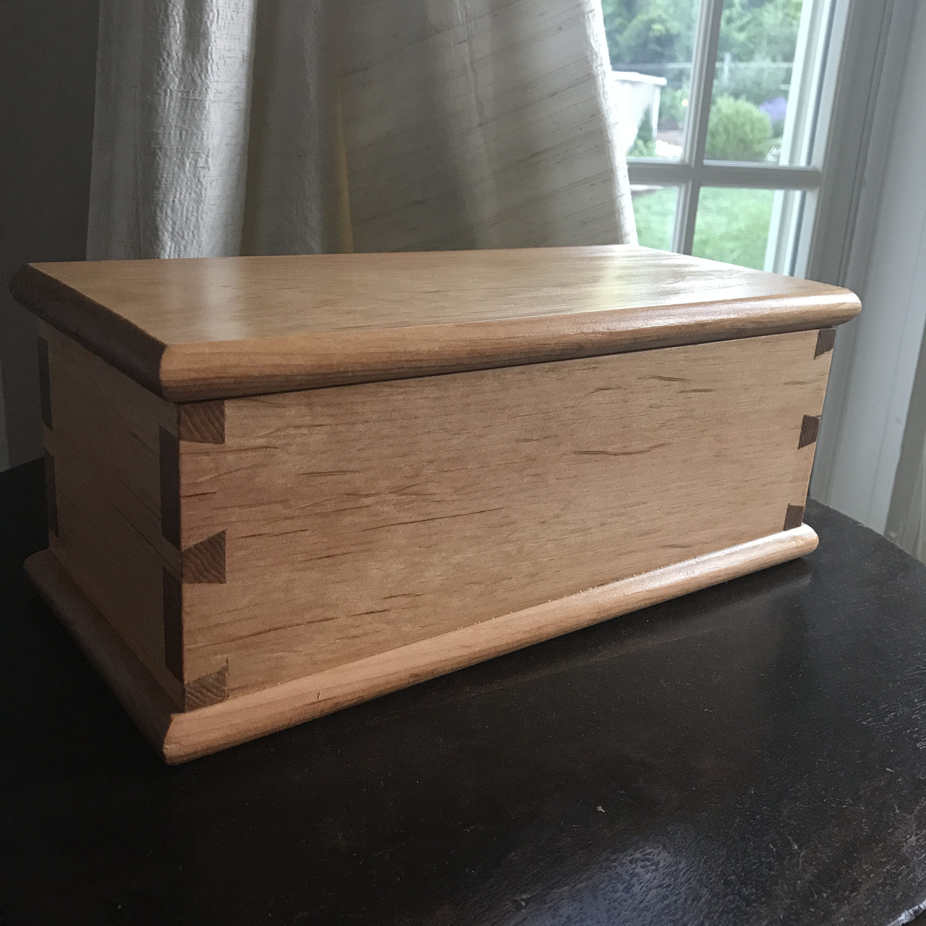 Dovetail Box by CJ Broome