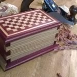 Dovetail Box by Jon Weald