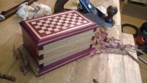 Dovetail Box by Jon Weald