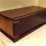 Dovetail Box by aspirinab9