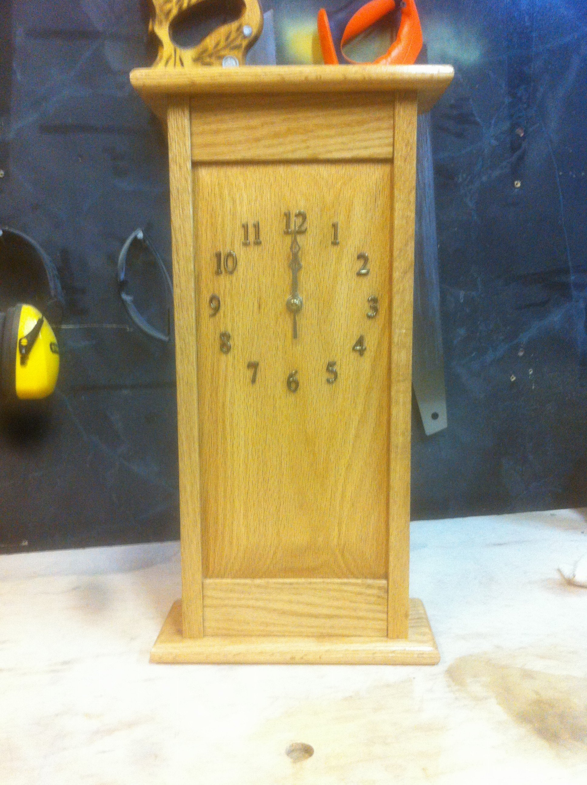 Wallclock by thiel2