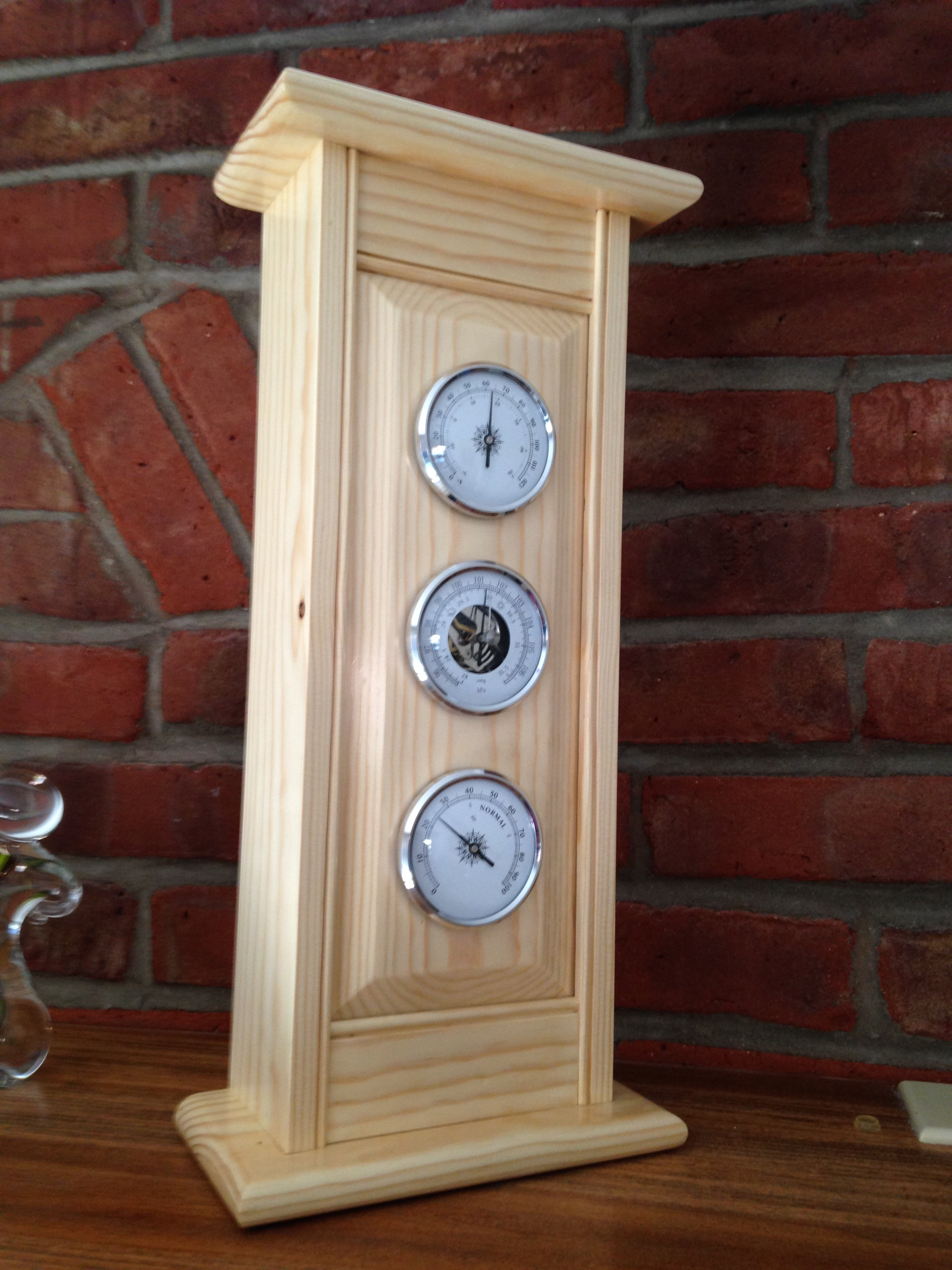 Wallclock by Denise G