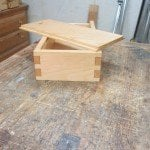 Dovetail box by rjb37@cox.net