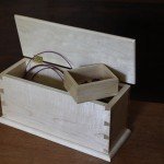 Dovetail Box by Matthew Kerr