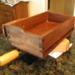 Nate's Music Stand Box by Tom Benim