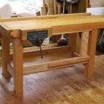 Workbench by Ian Lambert