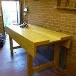 Workbench by Matthew Chapman