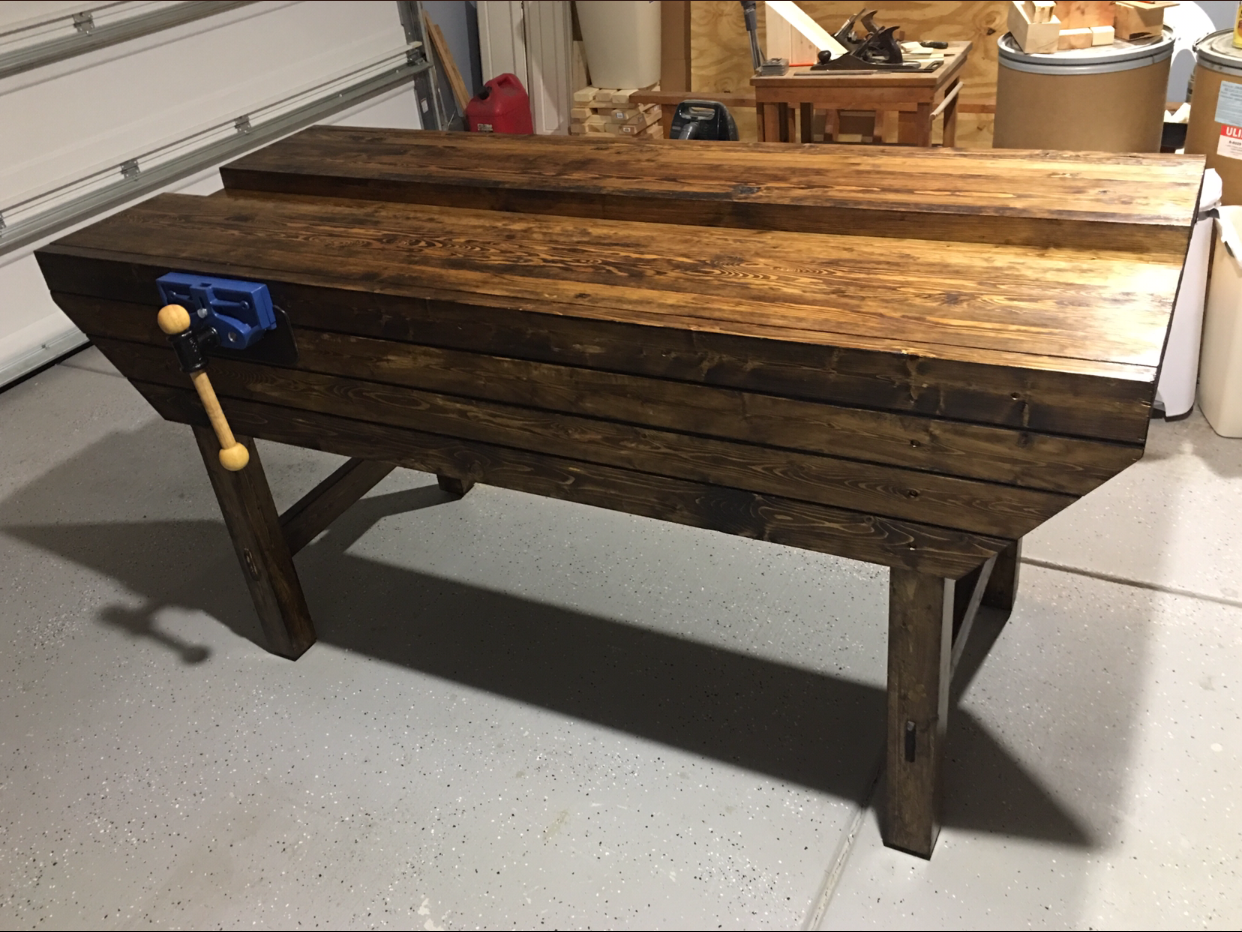 Workbench by Bill Hall