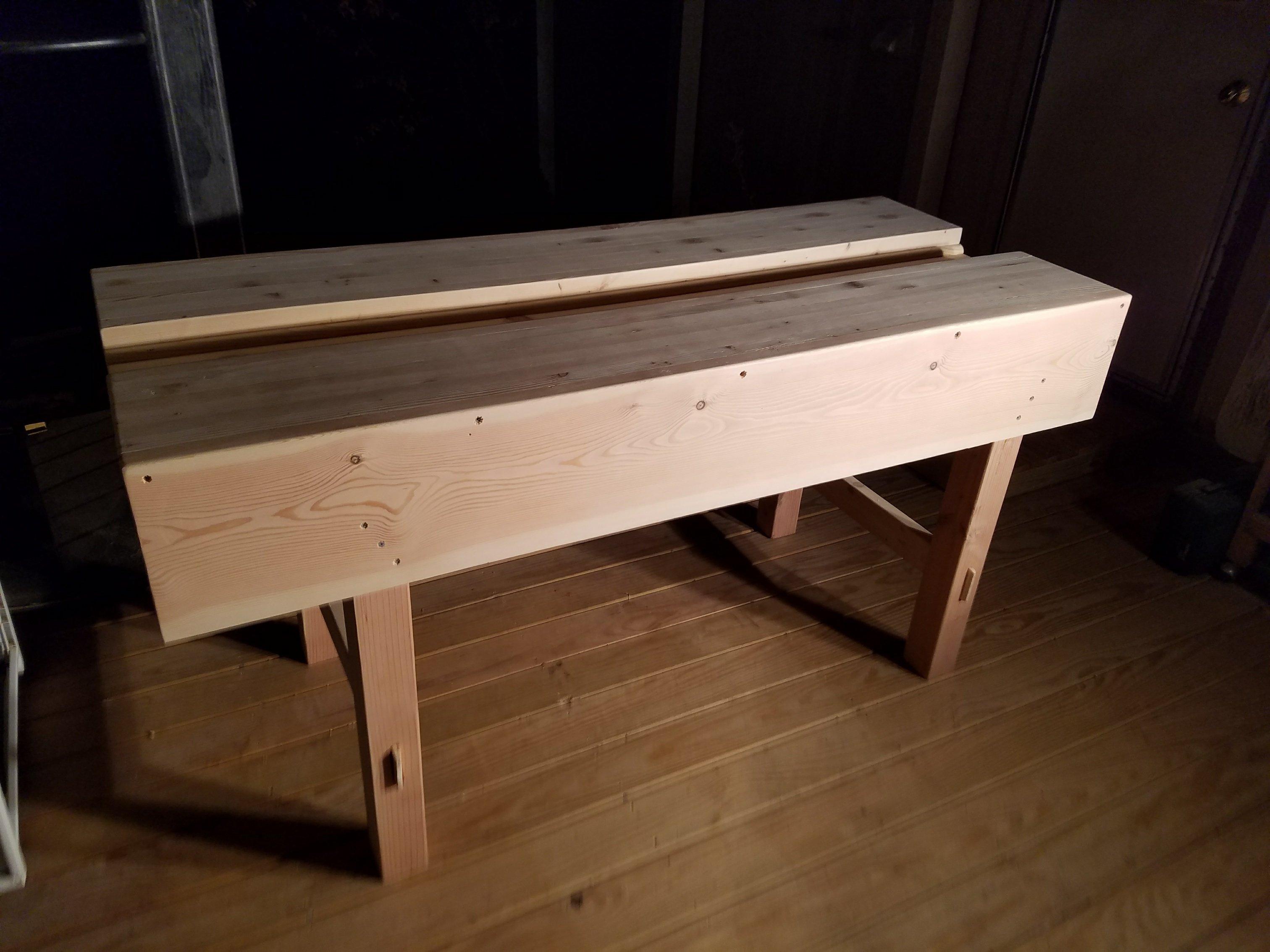 Workbench by kenhamilton