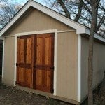 Doors for my Shed by Steve Follis