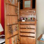 Jewelry Storage Mirror by AnthonyH