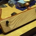 Wooden Jointer Plane by Chris Cooper