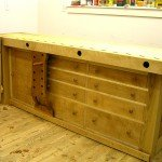 Shaker style workbench by davidb