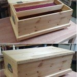 Pine joiners tool box by haim hen