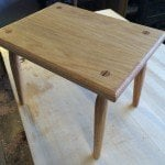Foot stool by bigbrowndog