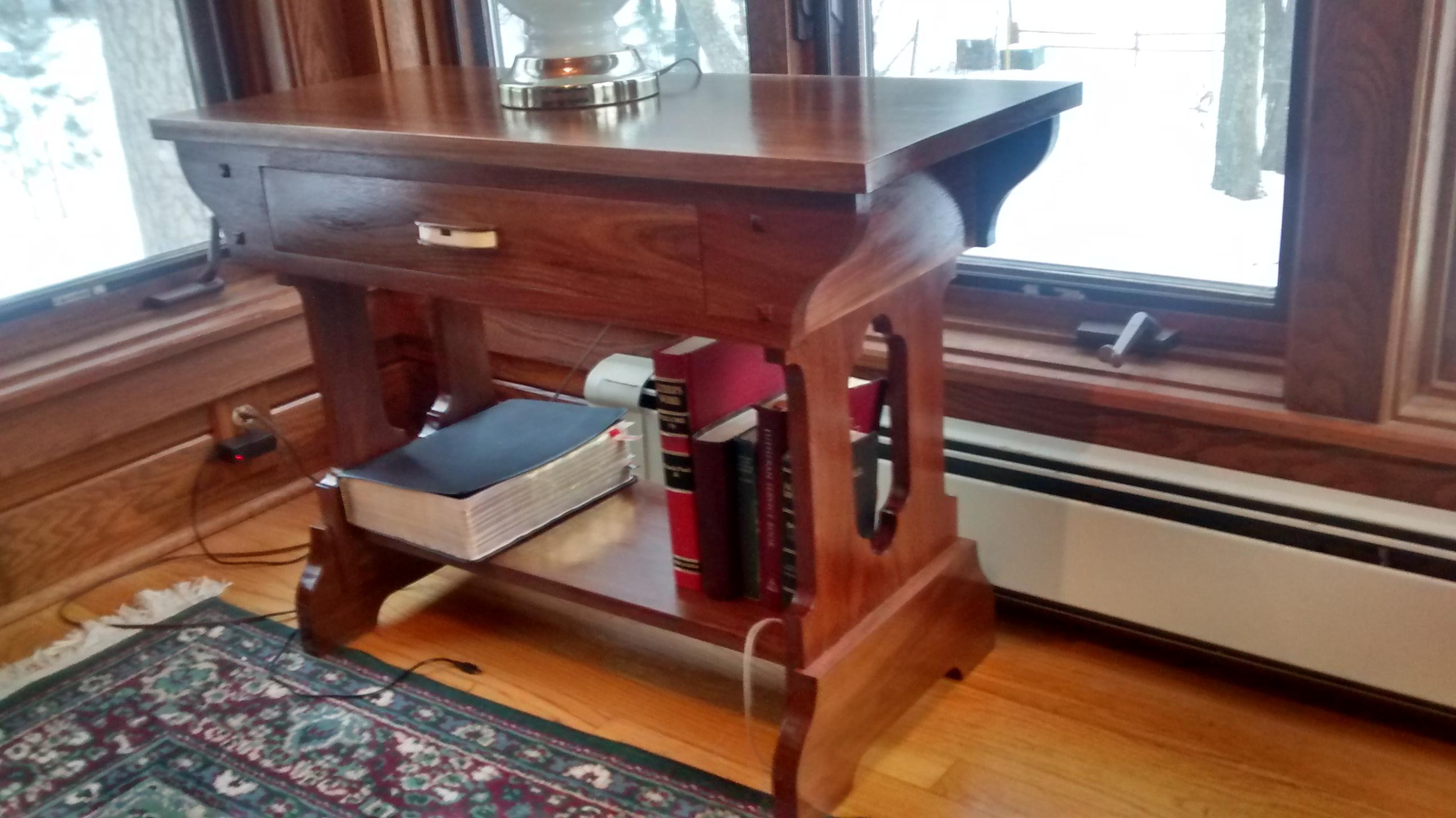 Side Table by John Moe