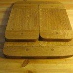 Breadboard-end Cutting Board by Robert Nieuwenhuijs