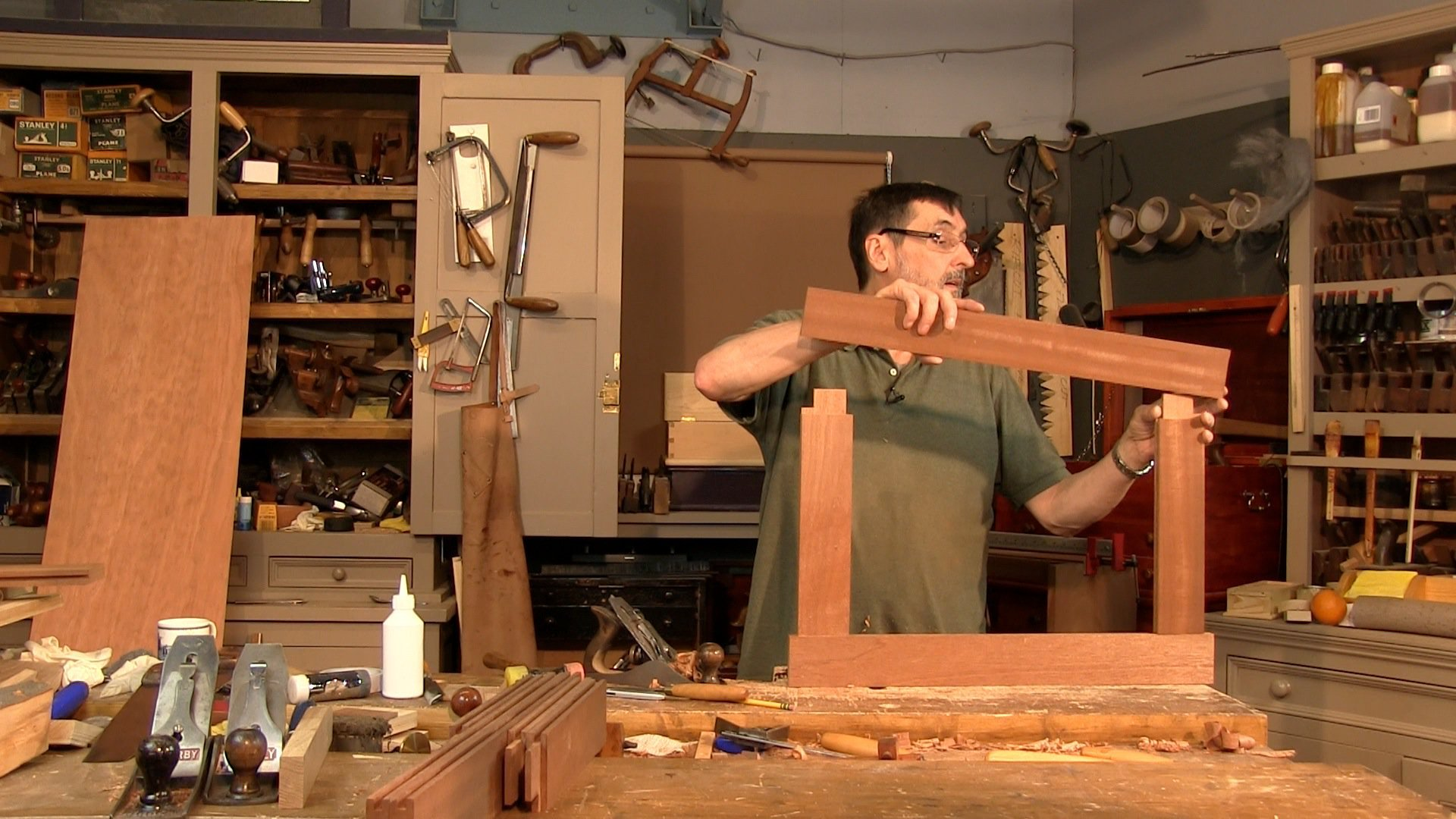 Videos Woodworking Masterclasses