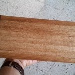 Breadboard-end Cutting Board by hhcraft