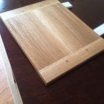 •Breadboard-end Cutting Board by cubb