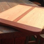 Breadboard-end Cutting Board by Alvaro Villalon
