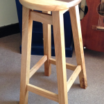 Bench Stool by Josh Jenkinson