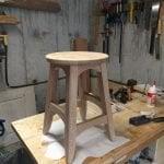 Bench Stool by rickyli647