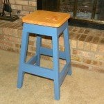 Bench Stool by JOHN-C