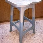 Bench Stool by Xavi Molina
