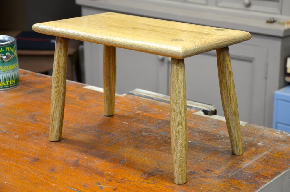 Foot Stool Project Info Woodworking Masterclasses