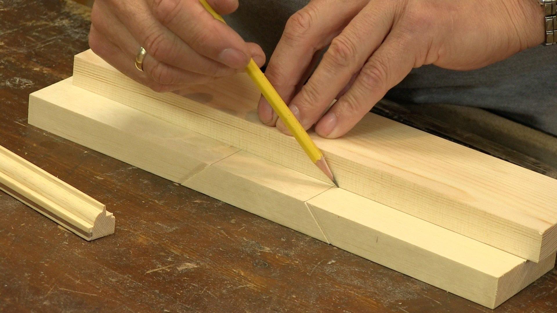Poor Man S Mitre Box Woodworking Masterclasses