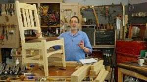 The Woodworking Masterclasses With Paul Sellers
