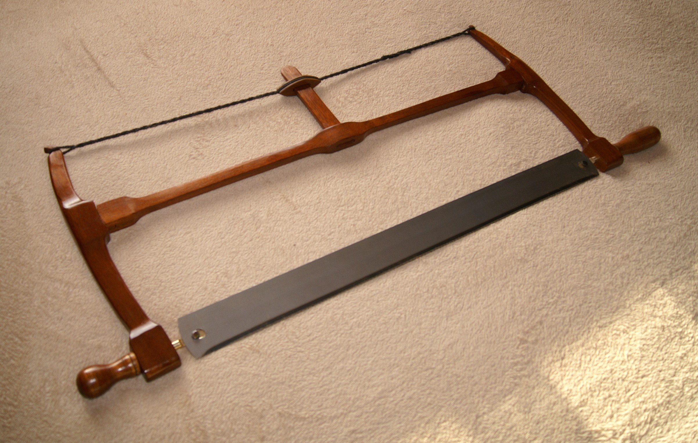 Frame Saw By John Carruthers Woodworking Masterclasses