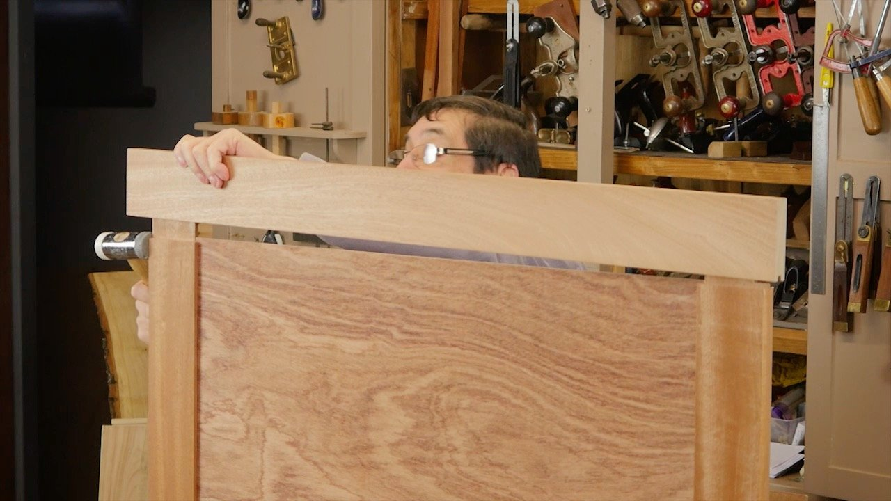 Wall Hung Tool Cabinet Episode 10 Woodworking