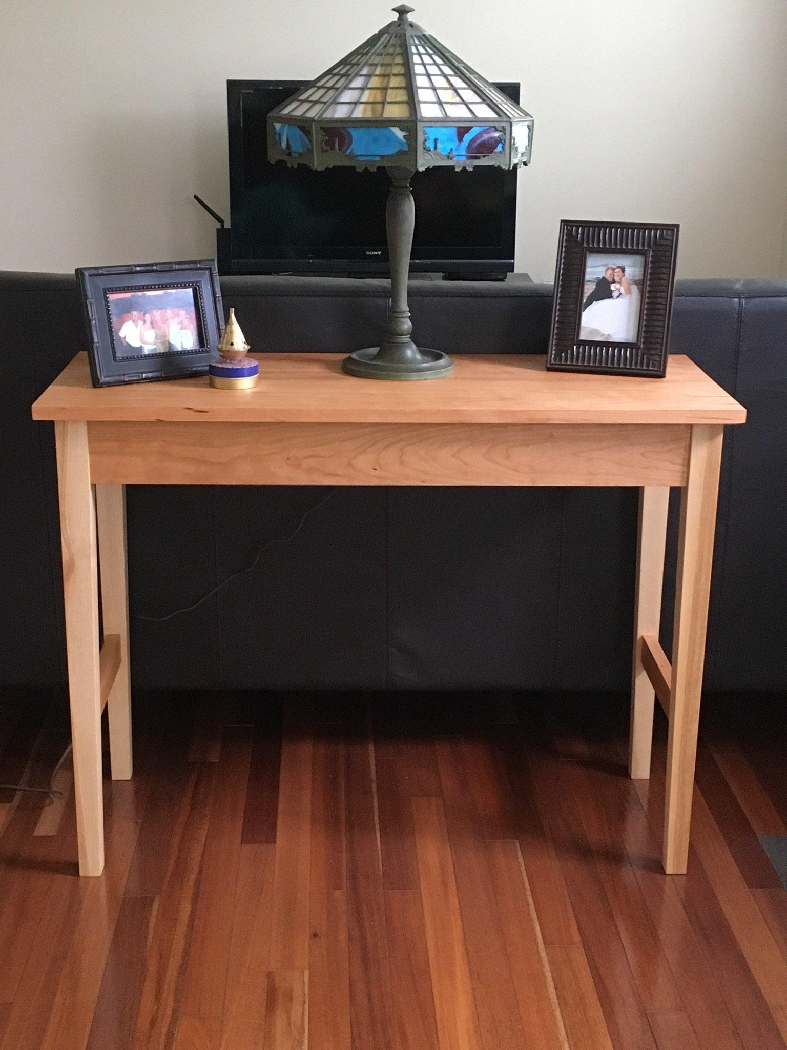Sofa Table by Aaron Michalka