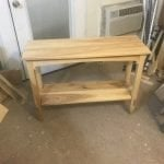Sofa Table by rgjohn19