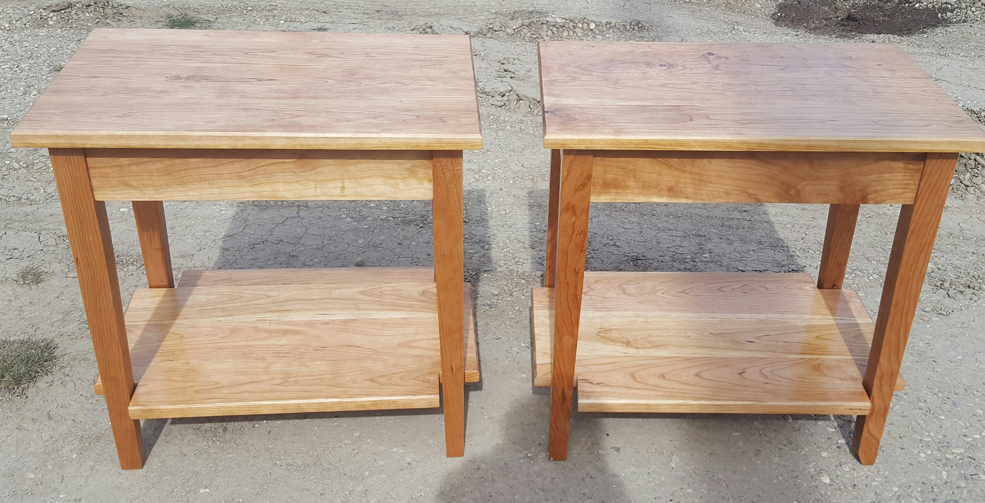 Sofa Tables by Al Livingstone