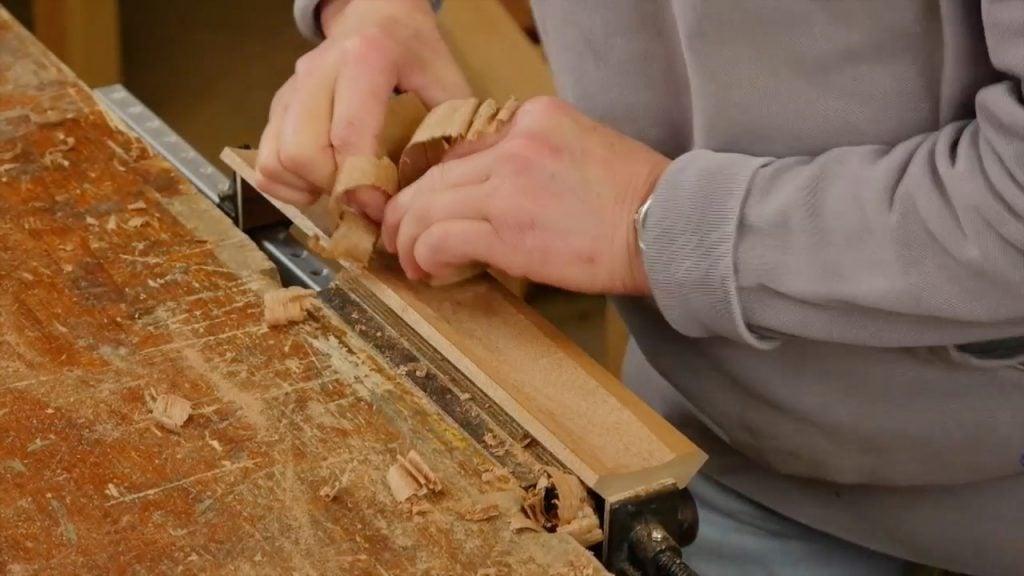 Making a Cornice