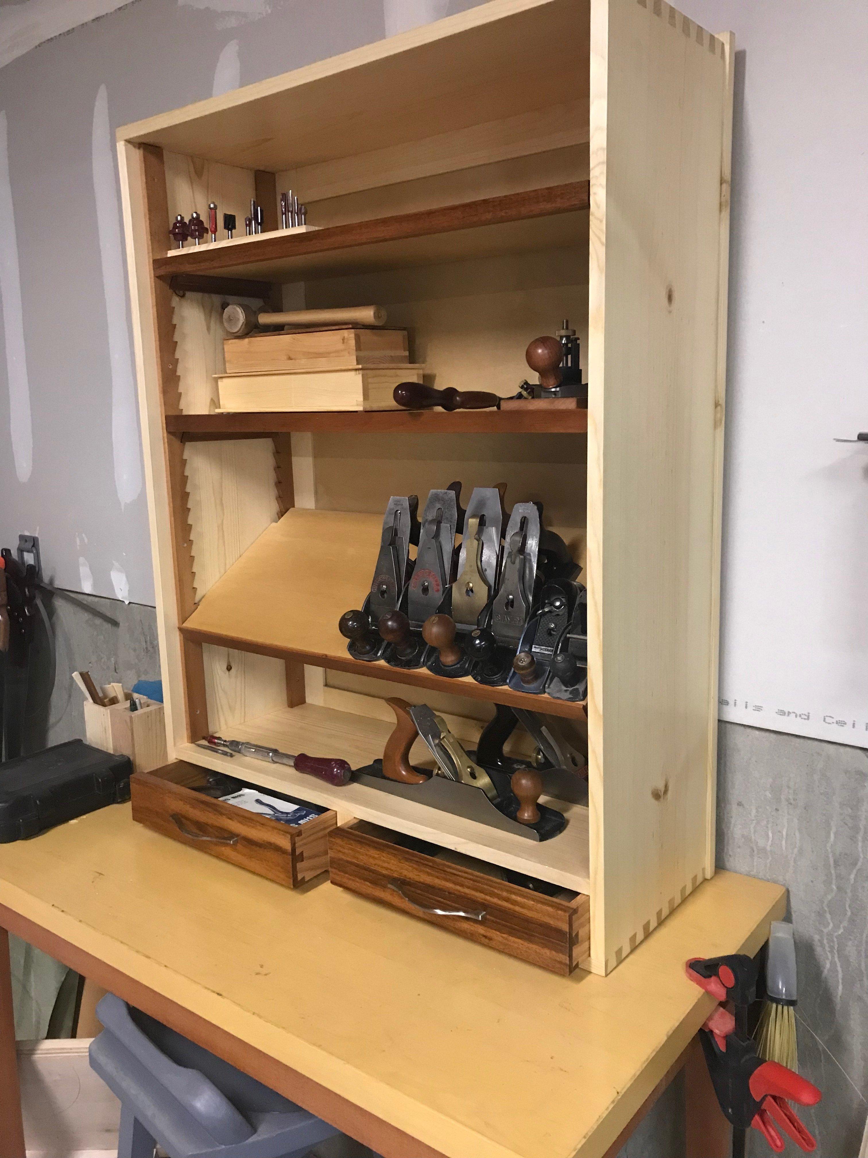 Tool Cabinet by Ryan O'Hayre