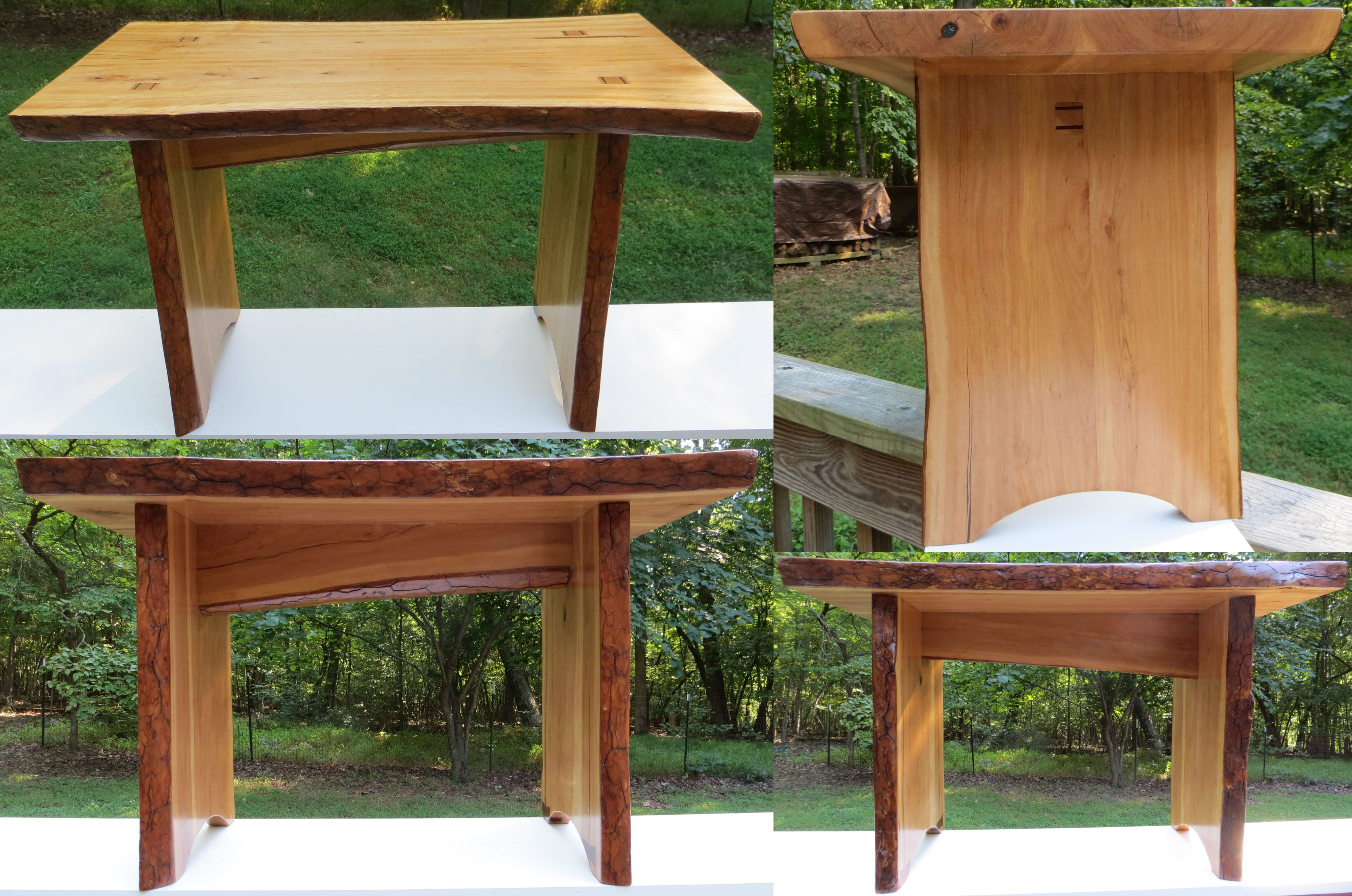 Entryway Bench by mercified