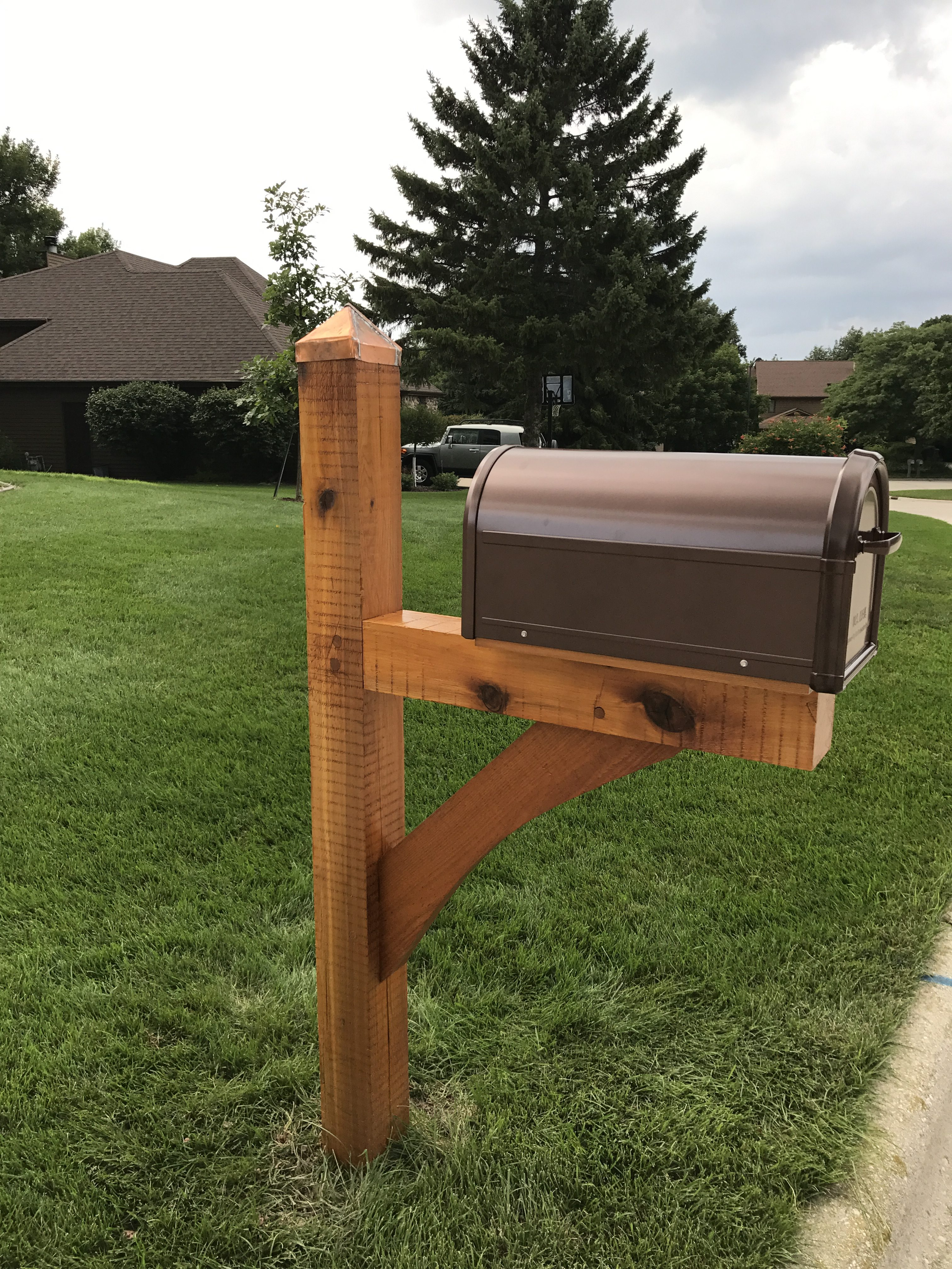 Mailbox by Michael Cieslewicz