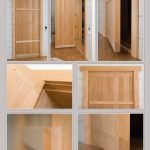 Sauna Door by Misha