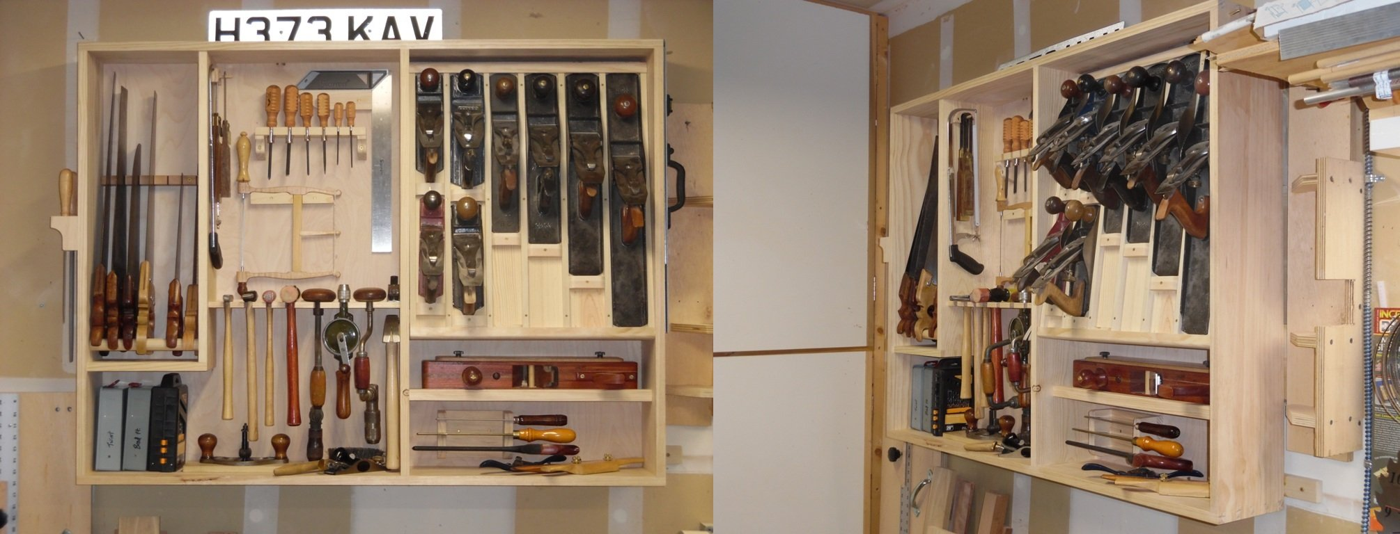 Tool Cabinet by Farred