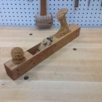 Wooden Fore Plane by joeleonetti