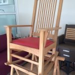 Rocking Chair by Luiz Mattos