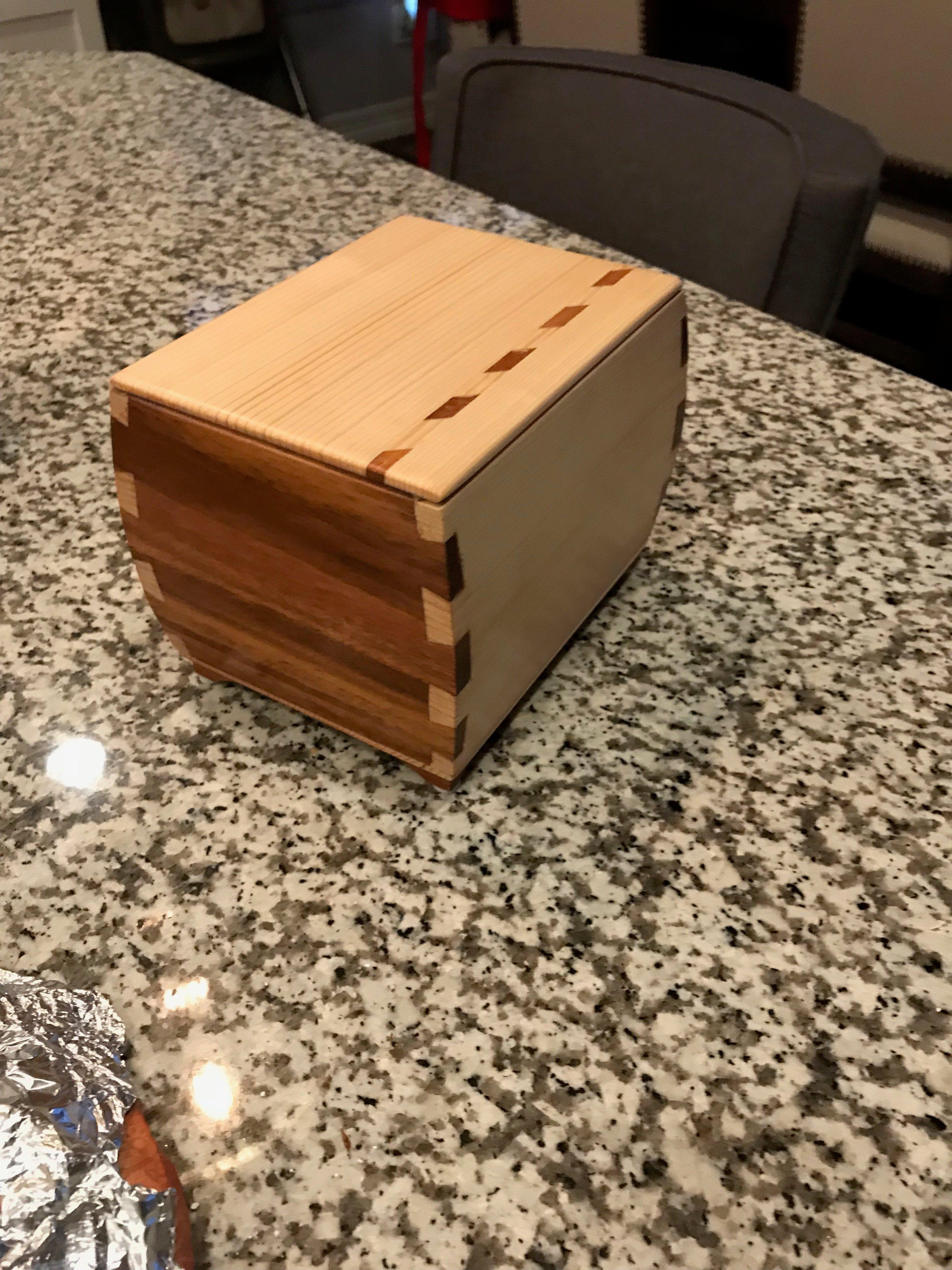 Keepsake Box Gallery Woodworking Masterclasses